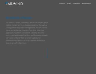 tailwind.com screenshot