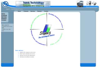 tainic.nl screenshot