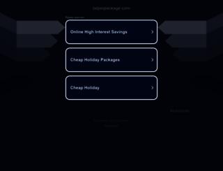 taipeipackage.com screenshot