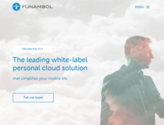taiwanmobile.funambol.com screenshot