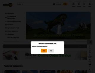 taiwantrade.com.tw screenshot