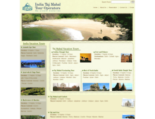 taj-mahal-india-tours.com screenshot