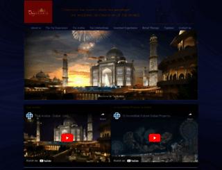 tajarabia.com screenshot