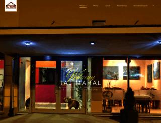 tajmahal.com.pl screenshot