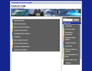 tajplay.com screenshot