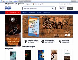 tak.com.tr screenshot