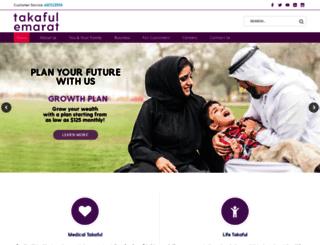 takafulemarat.com screenshot