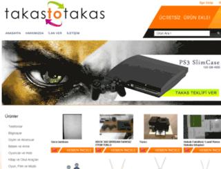 takastotakas.com screenshot