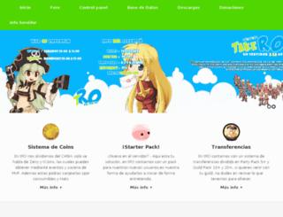 take-ro.net screenshot
