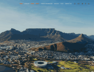 take2tours.co.za screenshot