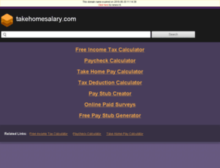 Take home salary calculator india