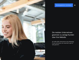takeoffpr.com screenshot