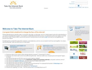 taketheinternetback.com screenshot