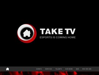 taketv.de screenshot
