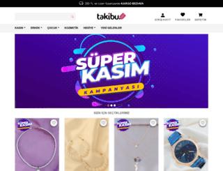 takibu.com screenshot