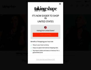 takingshape.com screenshot