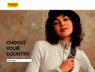 takko.com screenshot