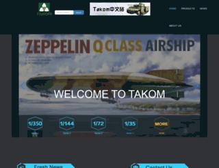 takom-world.com screenshot