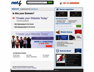 taksal.com screenshot