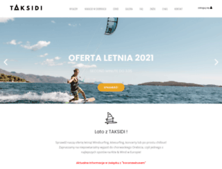 taksidi.pl screenshot