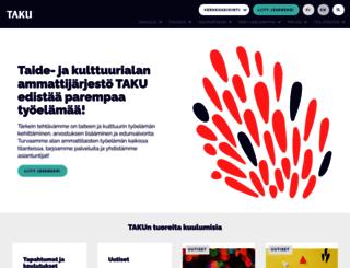 taku.fi screenshot