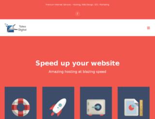 talea.co.uk screenshot