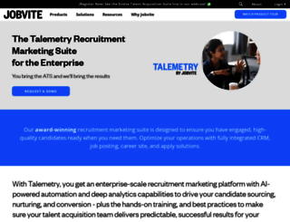 talemetry.com screenshot