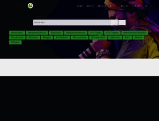 talent.coconutmediabox.com screenshot