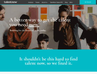 talentnow.com screenshot