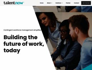 talentnow.com screenshot