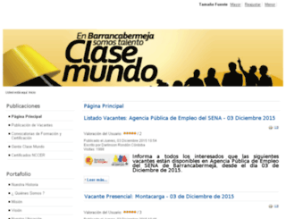 talentohumanogranacuerdosocial.com screenshot