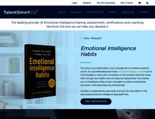 talentsmart.com screenshot
