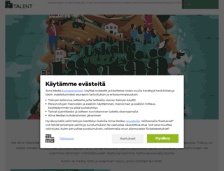 talentum.com screenshot