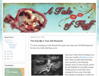 taleoffluff.blogspot.com screenshot