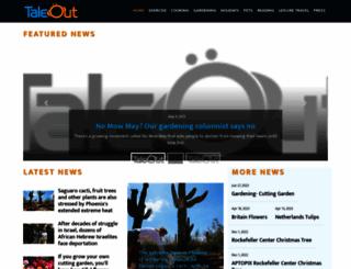 taleout.com screenshot