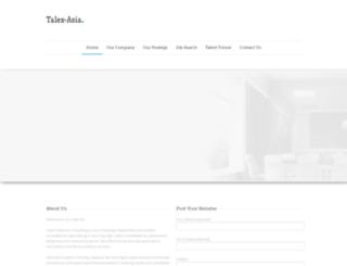 talex-asia.com screenshot