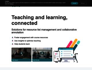 talisaspire.com screenshot