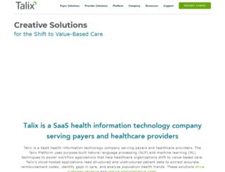 talix.com screenshot