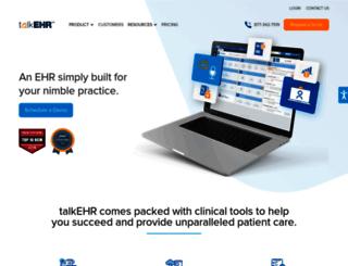 talkehr.com screenshot