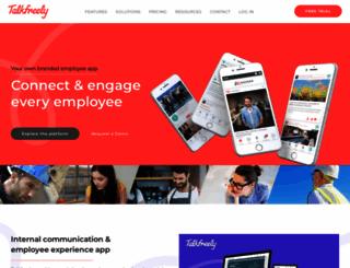 talkfreely.com screenshot