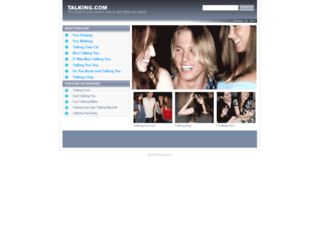 talking.com screenshot