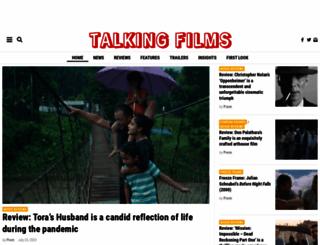 talkingfilms.net screenshot