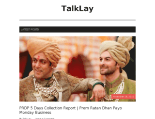 talklay.com screenshot