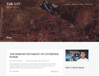 talklfc.com screenshot