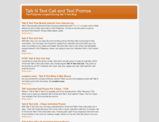 talkntextph.blogspot.com screenshot
