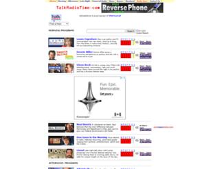 talkradiotime.com screenshot