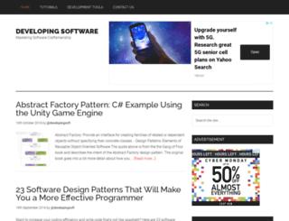 talksharp.com screenshot