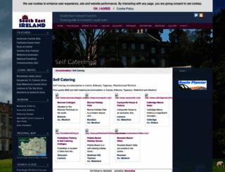 talktourism.ie screenshot