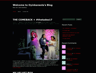talkwedding.wordpress.com screenshot