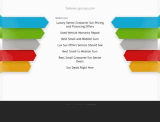talleres-gomez.com screenshot
